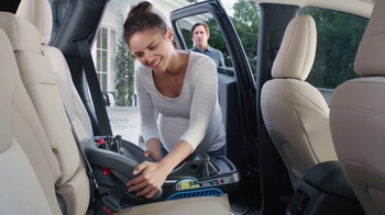 Graco SnugRide SnugLock Infant Car Seat TV Spot, 'First Car Seat' - Thumbnail 6