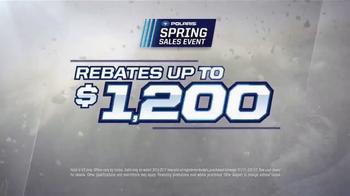 Polaris Spring Sales Event TV Spot, 'Don't Settle' - Thumbnail 10