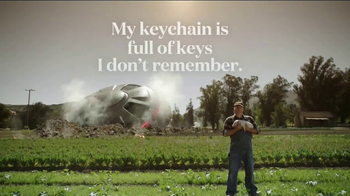 SafeAuto TV Spot, 'Farmer: Keys'