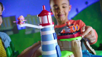 PAW Patrol Skye & Zuma's Lighthouse Rescue Track Set TV Spot, 'Missions' - Thumbnail 7