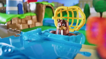 PAW Patrol Skye & Zuma's Lighthouse Rescue Track Set TV Spot, 'Missions'