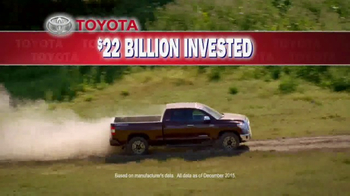 Toyota TV Spot, 'Made in America' - Thumbnail 4