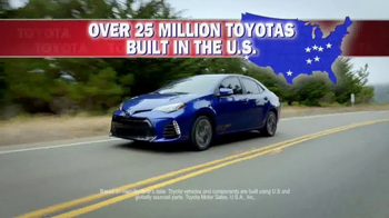 Toyota TV Spot, 'Made in America' - Thumbnail 5