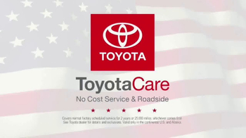 Toyota TV Spot, 'Made in America' - Thumbnail 9