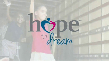 Ashley HomeStore Hope to Dream Program TV Spot, 'Beds for Kids'