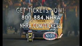 NHRA TV Spot, 'Arizona Nationals, Spring Nationals and Denso Nationals' - Thumbnail 8