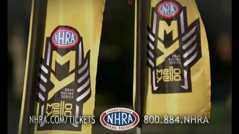 NHRA TV Spot, 'Arizona Nationals, Spring Nationals and Denso Nationals' - Thumbnail 3