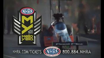NHRA TV Spot, 'Arizona Nationals, Spring Nationals and Denso Nationals' - Thumbnail 4