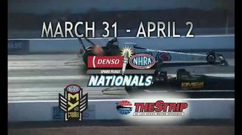 NHRA TV Spot, 'Arizona Nationals, Spring Nationals and Denso Nationals' - Thumbnail 6