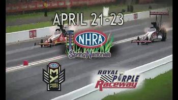 NHRA TV Spot, 'Arizona Nationals, Spring Nationals and Denso Nationals' - Thumbnail 7