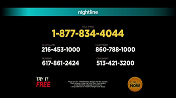 Nightline Chat TV Spot, 'Amazing Party' - Thumbnail 9