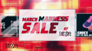 Tennis Express March Madness Sale TV Spot, 'New Lower Prices' - Thumbnail 2