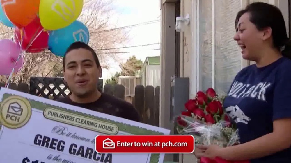 Publishers Clearing House TV Commercial, 'April's Contest' Song by Bill  Conti - Video