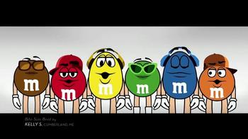 M&M's TV Spot, 'Bite-Size Beat by Kelly S, Cumberland, ME' - Thumbnail 6