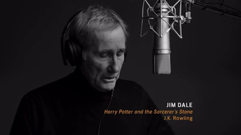 Jim Dale Performs From