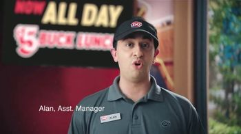 Dairy Queen $5 Buck Lunch TV Spot, 'Gearing Up' - Thumbnail 2