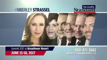 The Weekly Standard TV Spot, '2017 Summit & European Cruise' - 16 commercial airings