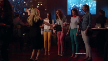 Old Navy TV Spot, 'Girls Night' Featuring Amy Schumer - 1374 commercial airings