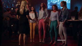 Old Navy TV Spot, 'Girls Night' Featuring Amy Schumer - Thumbnail 2