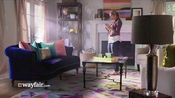 Wayfair TV Spot, 'Your Way' - 1390 commercial airings