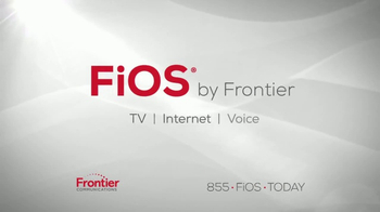 Frontier Communications TV Spot, 'The Entertainment You Demand' - Thumbnail 2