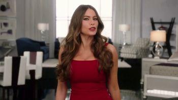Rooms to Go TV Spot, 'Sofía Vergara Collection' Featuring Sofía Vergara