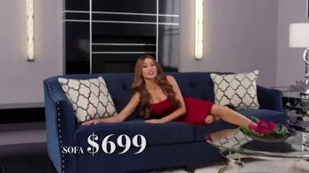 Rooms to Go TV Spot, 'Sofía Vergara Collection' Featuring Sofía Vergara - Thumbnail 5