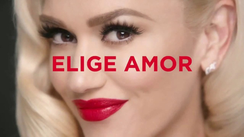 Revlon Super Lustrous Lipstick TV Spot, 'Estilo' con Gwen Stefani [Spanish] - Thumbnail 9