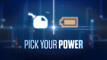 STIHL TV Spot, 'Pick Your Power: Extra Loop of Chain' - Thumbnail 1