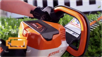 STIHL TV Spot, 'Pick Your Power: Extra Loop of Chain' - Thumbnail 2