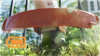 STIHL TV Spot, 'Pick Your Power: Extra Loop of Chain' - Thumbnail 3