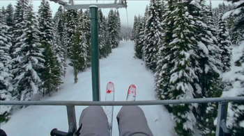 Bank of the West TV Spot, 'Mobile Banking: Chairlift' - Thumbnail 1