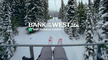 Bank of the West TV Spot, 'Mobile Banking: Chairlift' - Thumbnail 10