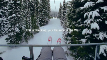 Bank of the West TV Spot, 'Mobile Banking: Chairlift' - Thumbnail 7