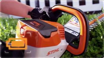 STIHL TV Spot, 'Pick Your Power: Hedge Trimmer' - Thumbnail 3