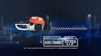 STIHL TV Spot, 'Pick Your Power: Hedge Trimmer' - Thumbnail 7