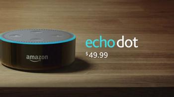 Amazon Echo Dot TV Spot, 'Alexa Moments: Top Songs' Song by Lester Young - Thumbnail 3