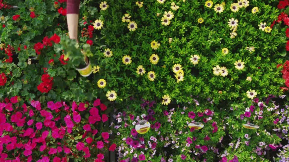 The Home Depot Tv Commercial Spring Planting Mulch Video