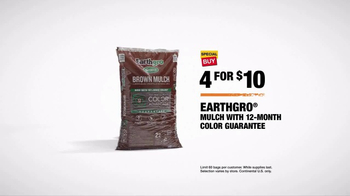 The Home Depot TV Spot, 'Spring Planting: Mulch' - Thumbnail 7