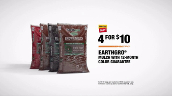 The Home Depot TV Spot, 'Spring Planting: Mulch' - Thumbnail 8