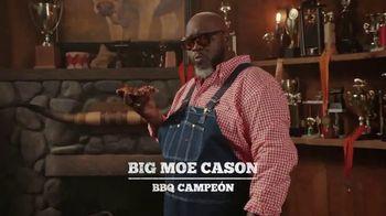 Little Caesars Smokehouse Pizza TV Spot, 'Big Moe certificado' [Spanish]