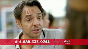 DishLATINO TV Spot, 'Supermercado' con Eugenio Derbez,  canción de Periko & Jessi Leon [Spanish] - 702 commercial airings