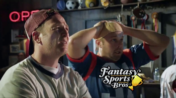 World of Tanks TV Spot, 'Fantasy Sports Bros'