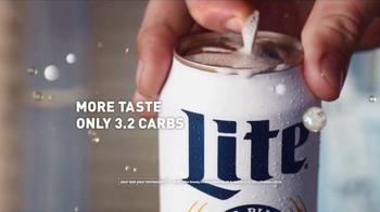 Miller Lite TV Spot, 'You Can Taste It' - Thumbnail 5