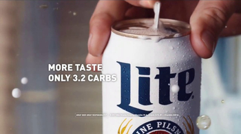 Miller Lite TV Spot, 'You Can Taste It' - Thumbnail 6
