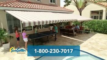 SunSetter TV Spot, 'Peaceful' - Thumbnail 3