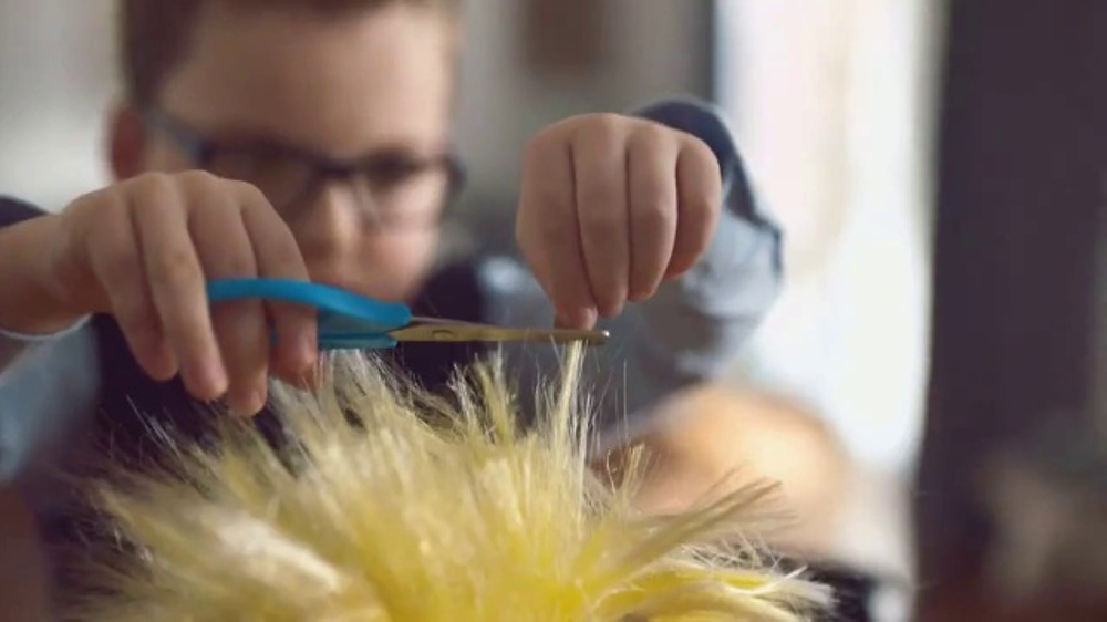 Swiffer Sweeper Tv Commercial Hair Cuts On Hardwood Floors Ispot