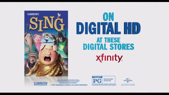 Sing Home Entertainment TV Spot - Thumbnail 4