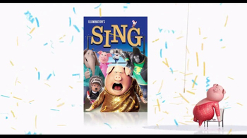 Sing Home Entertainment TV Spot - Thumbnail 1