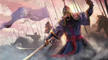Evony: The King's Return TV Spot, 'The Battle Has Begun' - Thumbnail 4